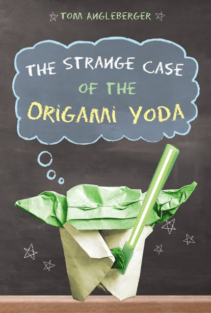 Evolution Of The The Strange Case Of Origami Yoda Cover Chad W