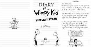 Diary Of A Wimpy Kid The Last Straw Is Available Chad W Beckerman
