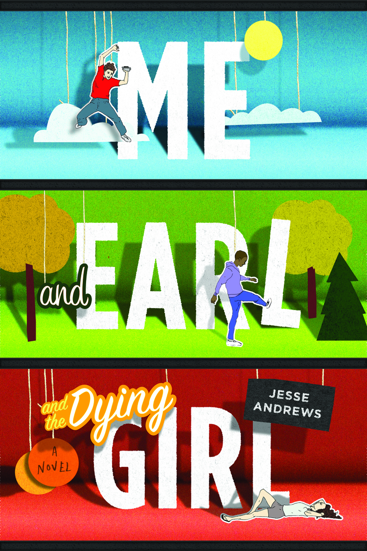 Image result for me earl and the dying girl book cover