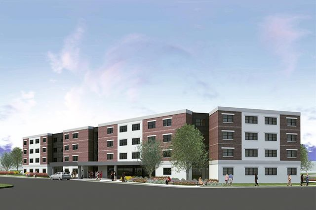 New multi-family / senior living project in the works... stay tuned!