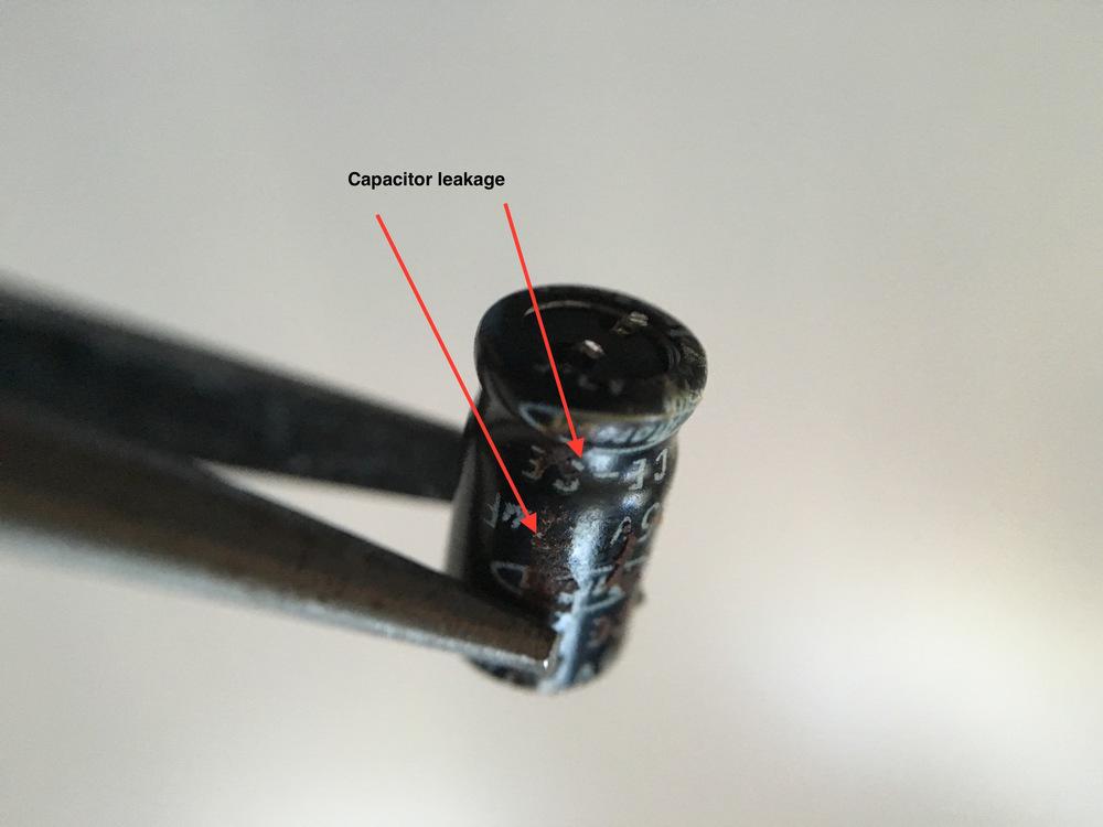 Original capacitor