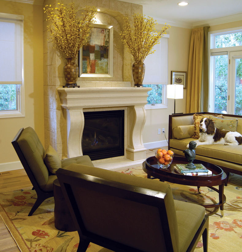 Interior design Paula Bennett Denverbased