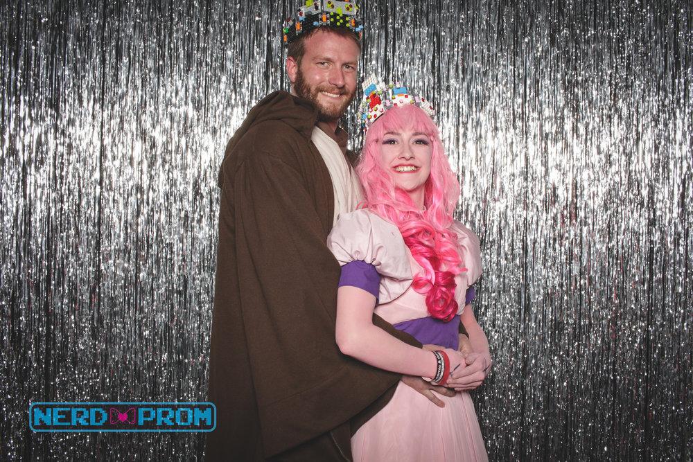 Nerd Prom 2018 King & Queen