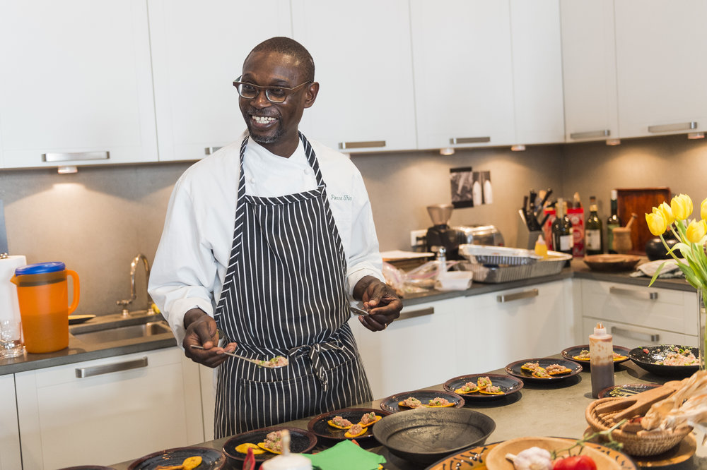 """Pierre Thiam is a New York culinary treasure"""