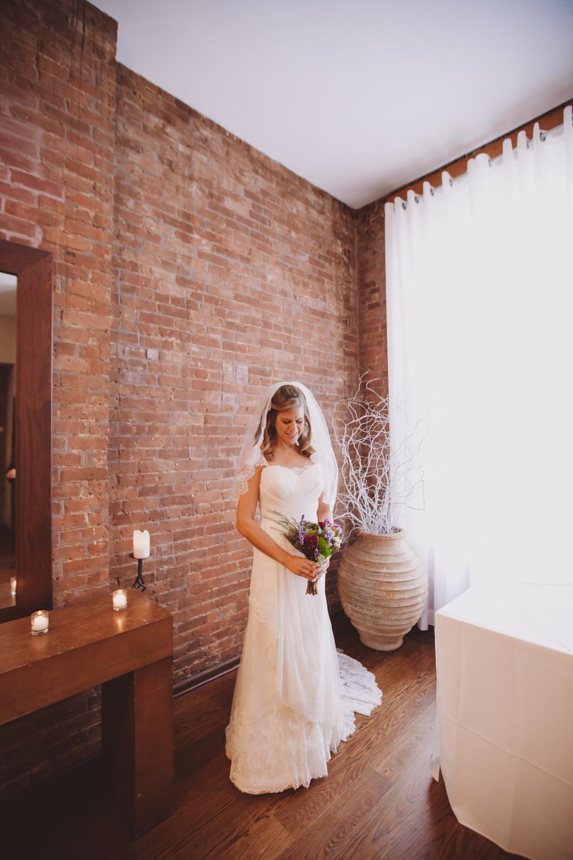 bride in nyc
