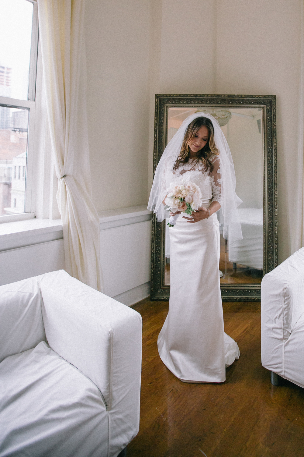 bride midtown loft
