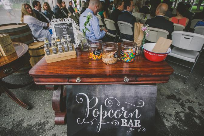 snack bar unique