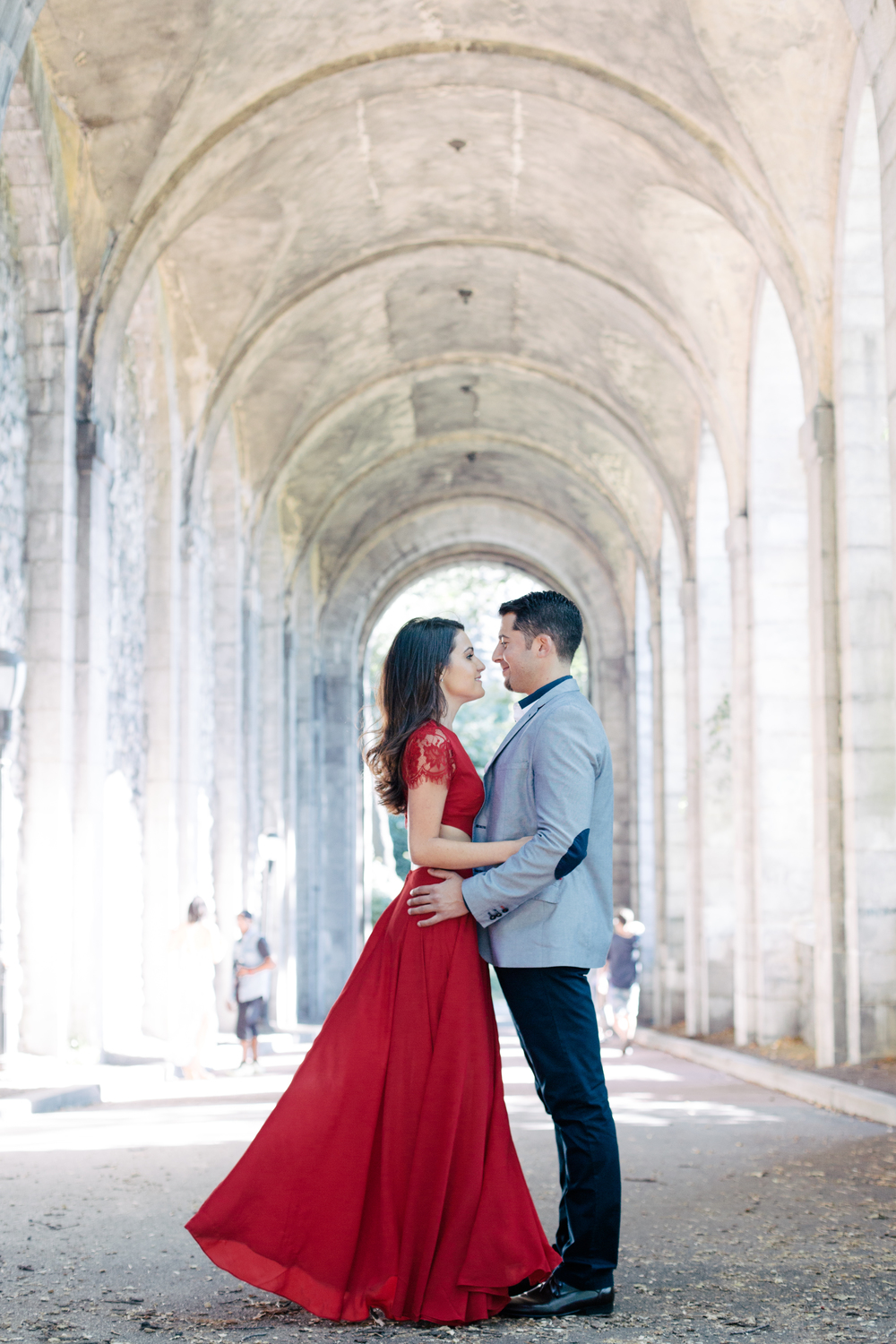 the cloisters nyc engagement