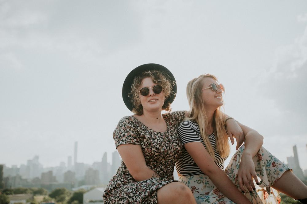 Zoey & Olivia