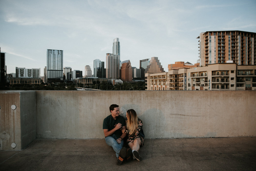 austin engagement shoot