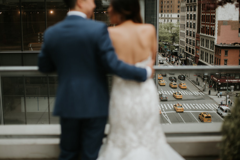 nyc creative wedding photography
