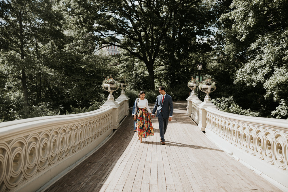 engagement photo locations in nyc