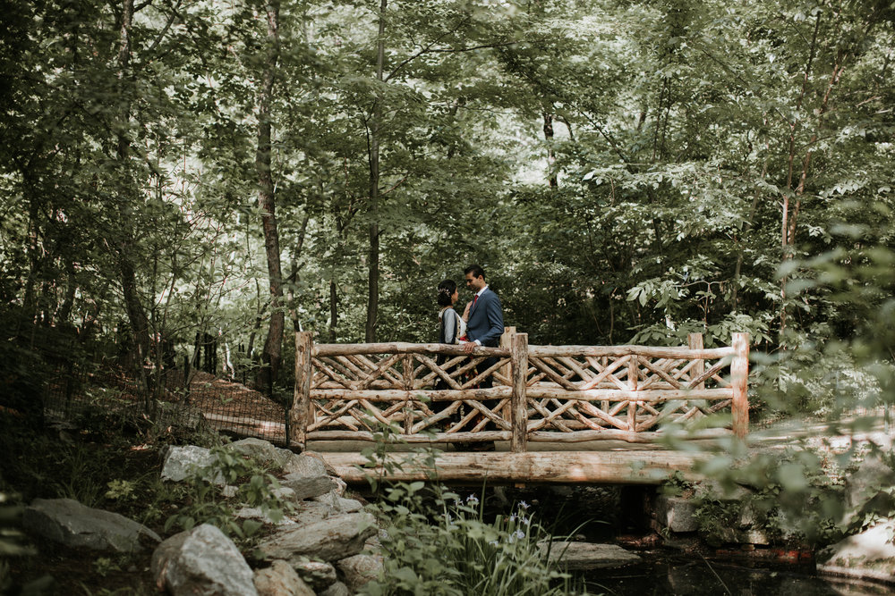 pre wedding photography nyc