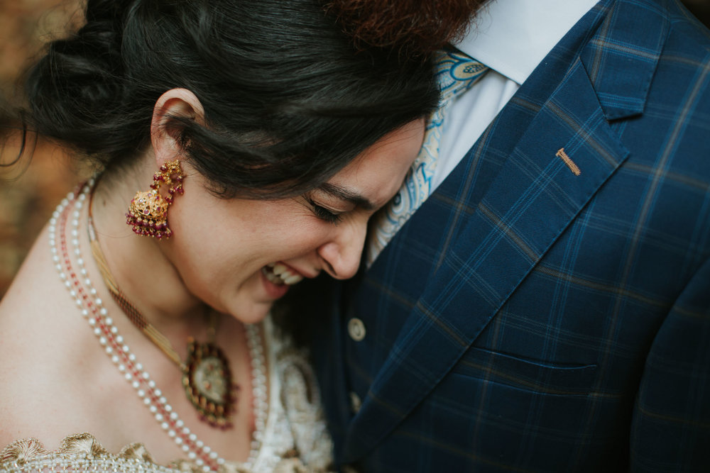 Autumn Brooklyn Wedding // Dane + Ami // Brooklyn Society for Ethical Culture