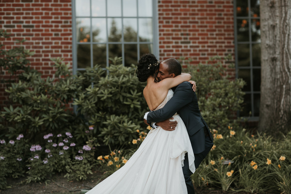 first look wedding photography nyc