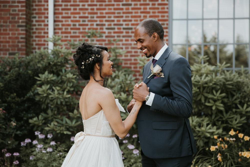 creative nyc wedding photography