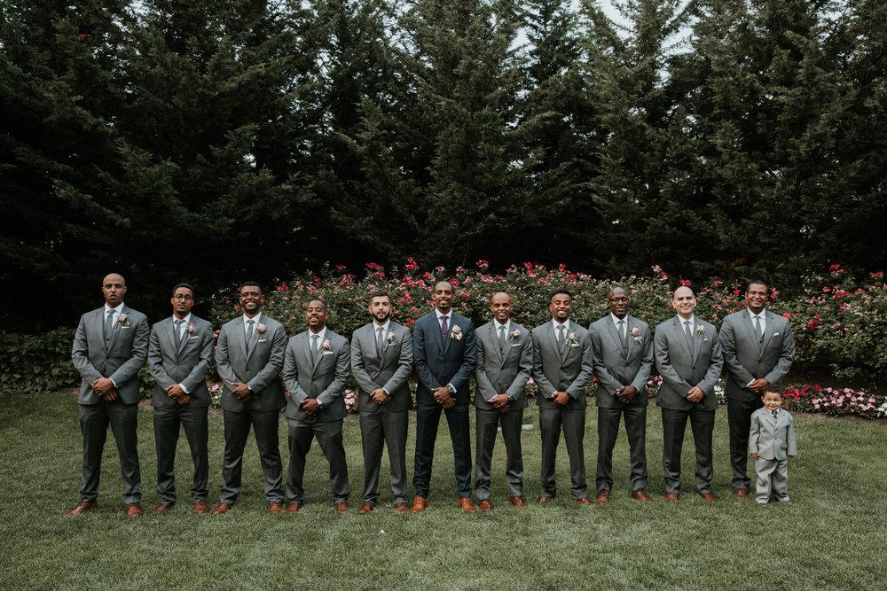 groomsmen brooklyn wedding