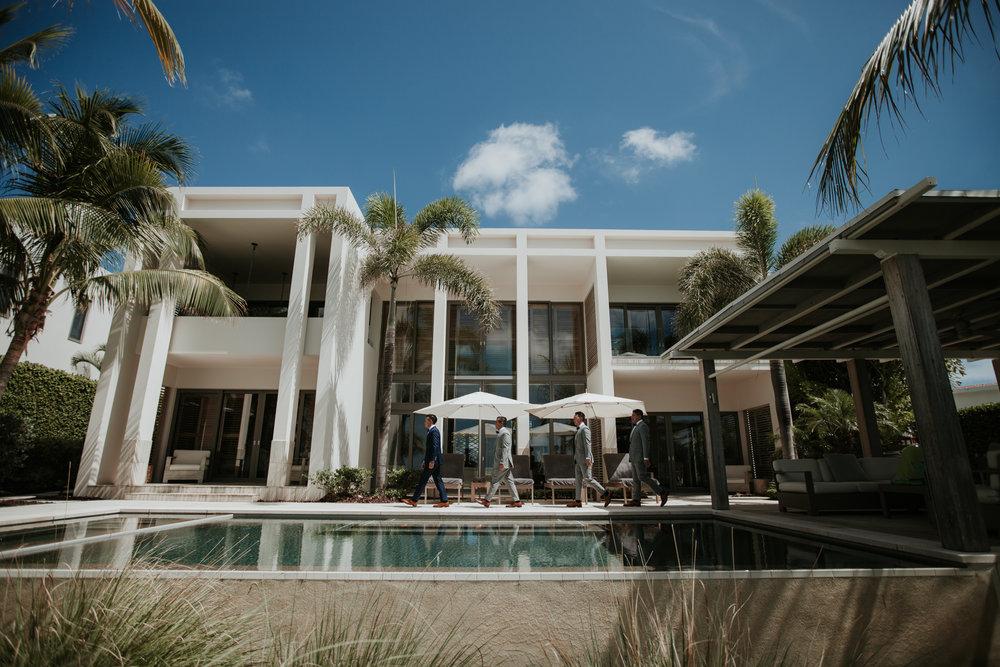 four seasons villa wedding anguilla