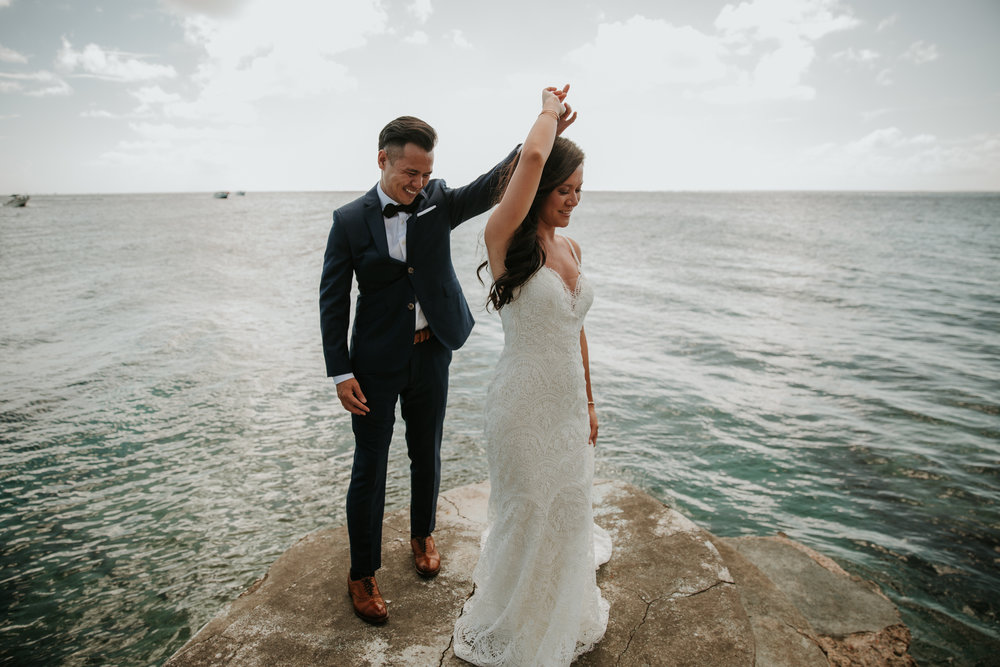 anguilla four seasons wedding photographers