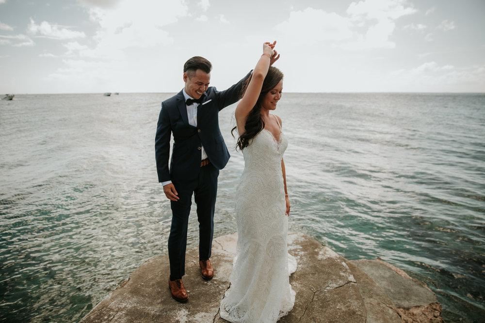 anguilla four seasons wedding photographers