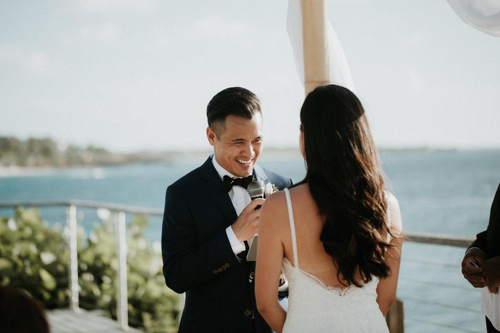 secrets resort wedding