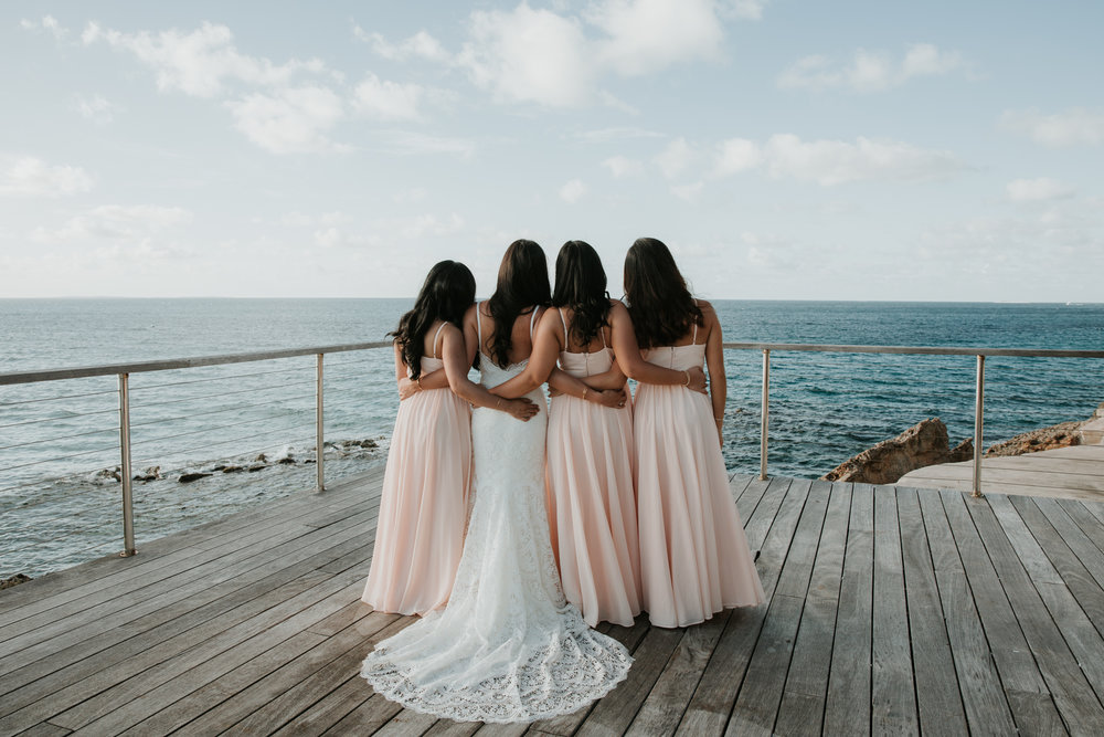 the royal playa del carmen wedding