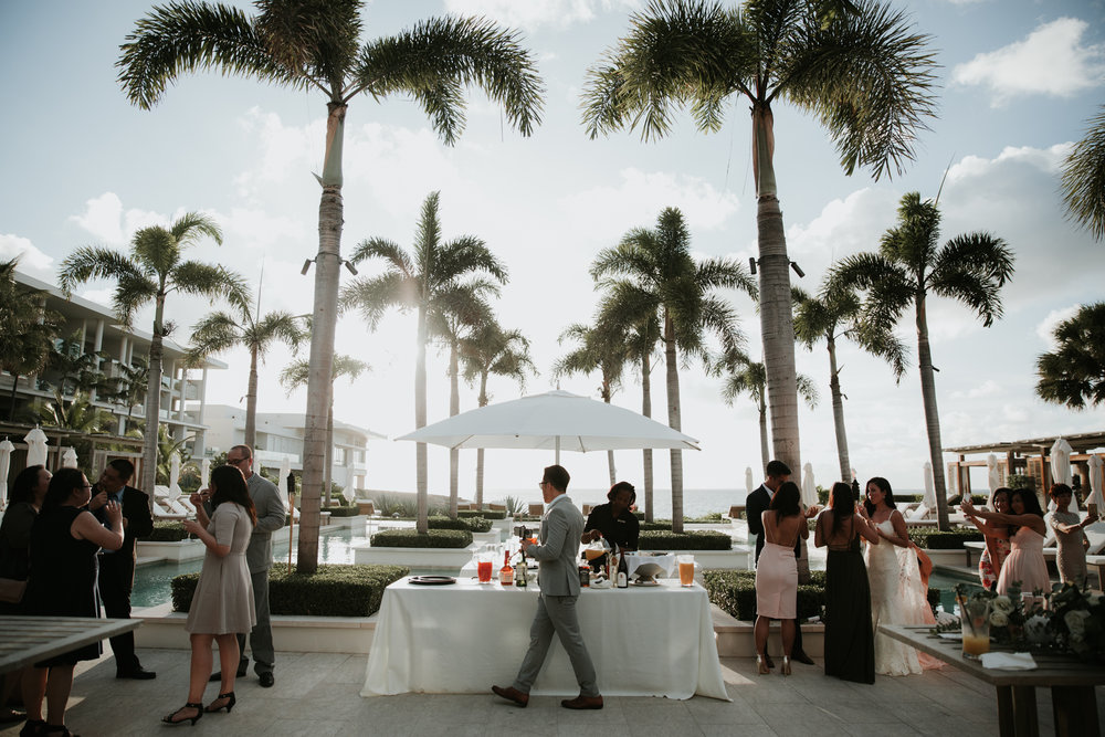 four seasons anguilla wedding