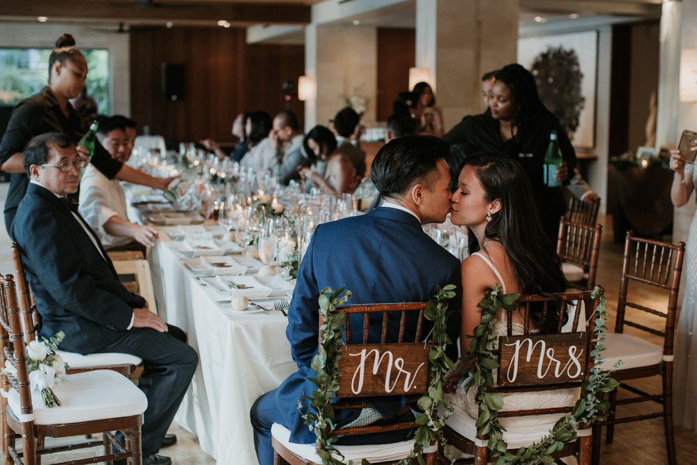 four seasons resort and residences wedding