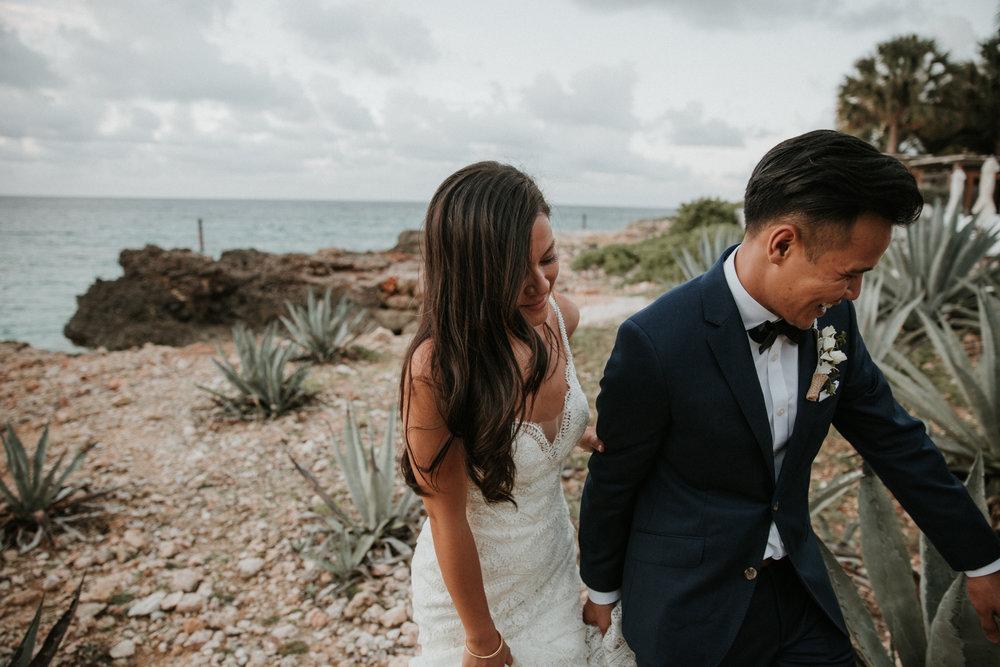 sands at grace bay wedding
