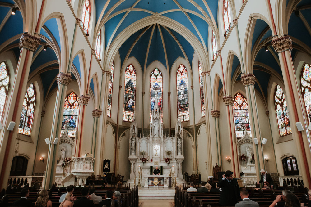 nyc church wedding