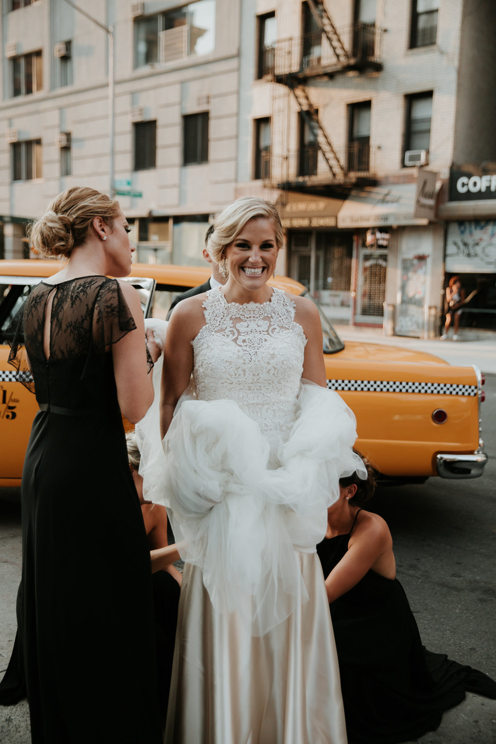 gorgeous nyc wedding