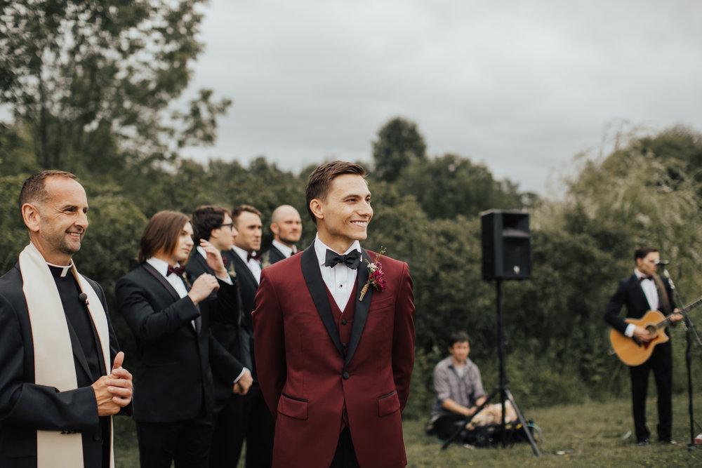 photojournalistic nyc wedding photographer