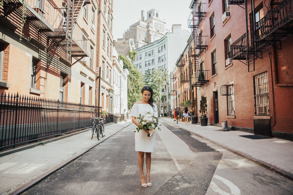 west village wedding