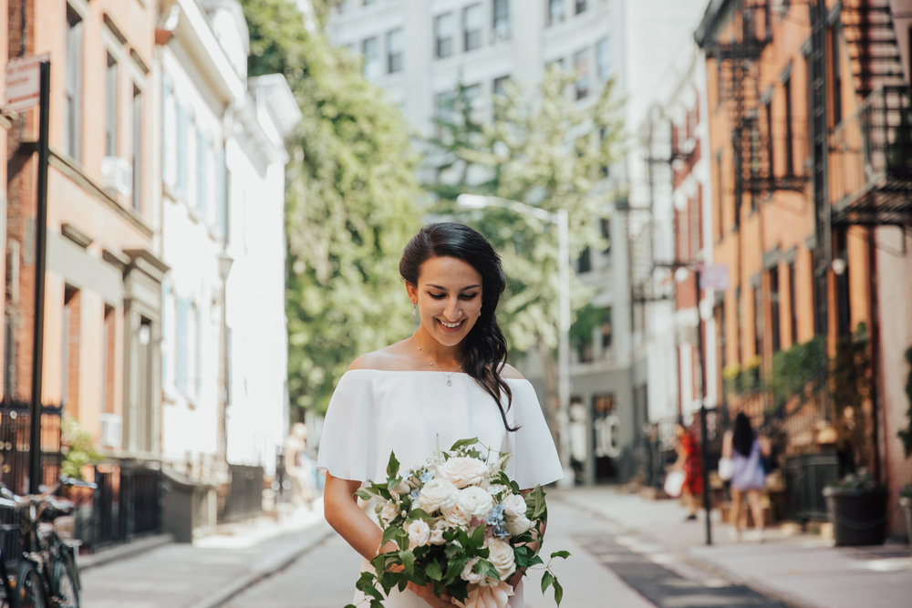 nyc bride west village