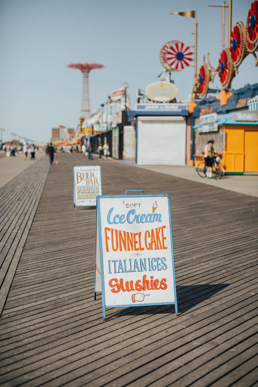 summer coney island