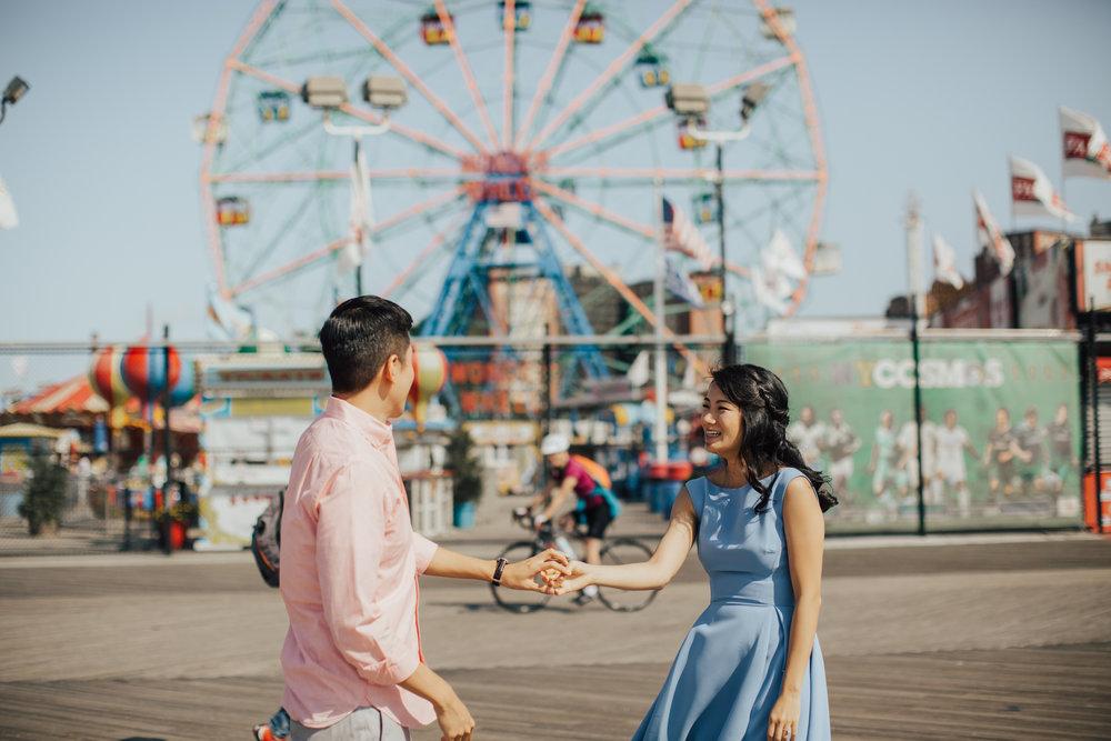 luna park engagement