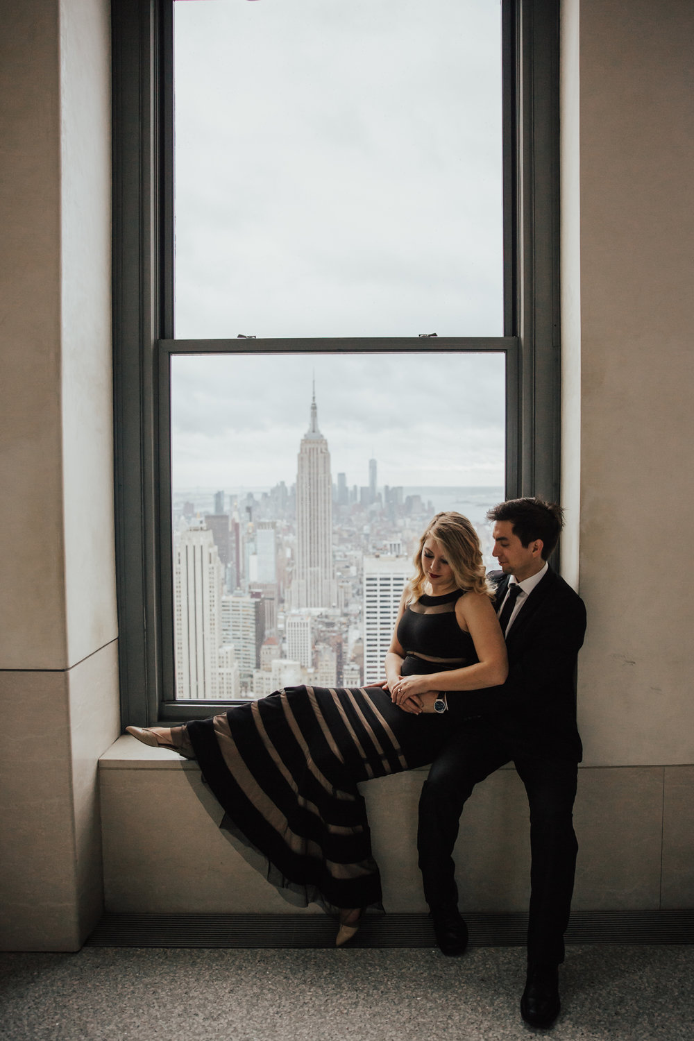 creative wedding photographer nyc