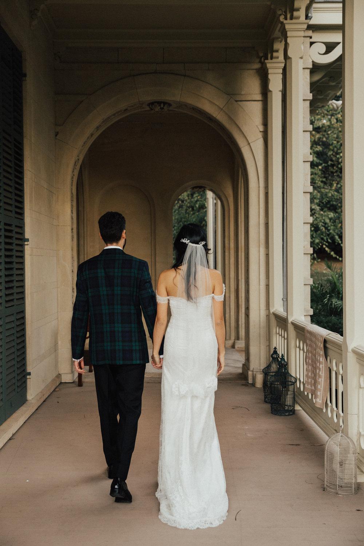 fine art documentary wedding ny