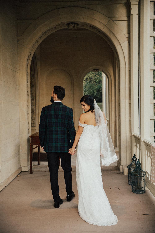 brides dress Anthropologie BHLDN