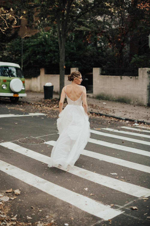 dreamy romantic wedding dress