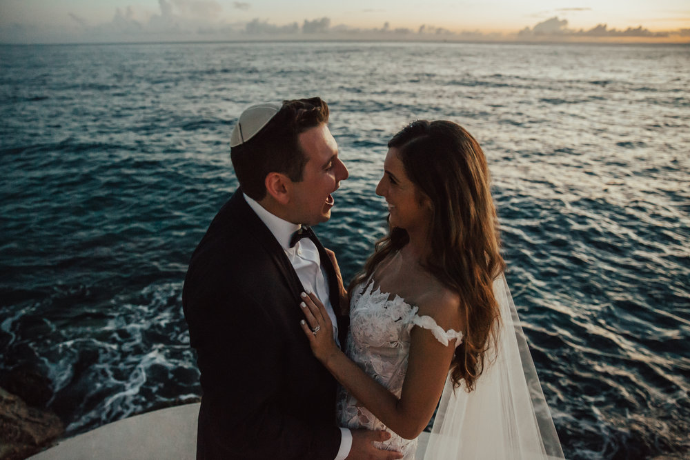 adventurous island elopement