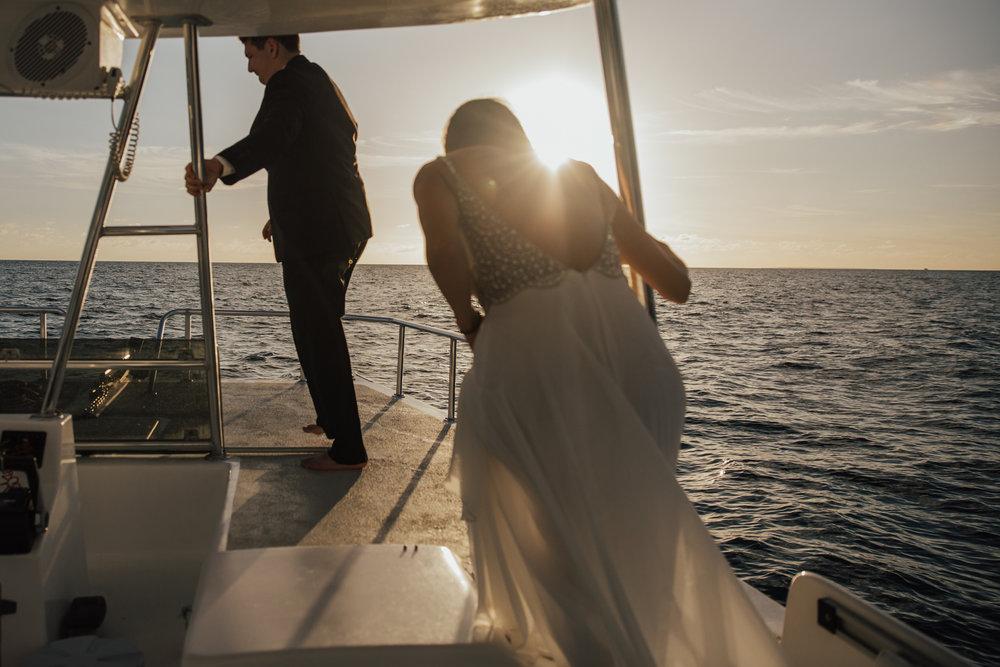 boat elopement