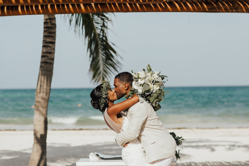 Destination Wedding in Tulum