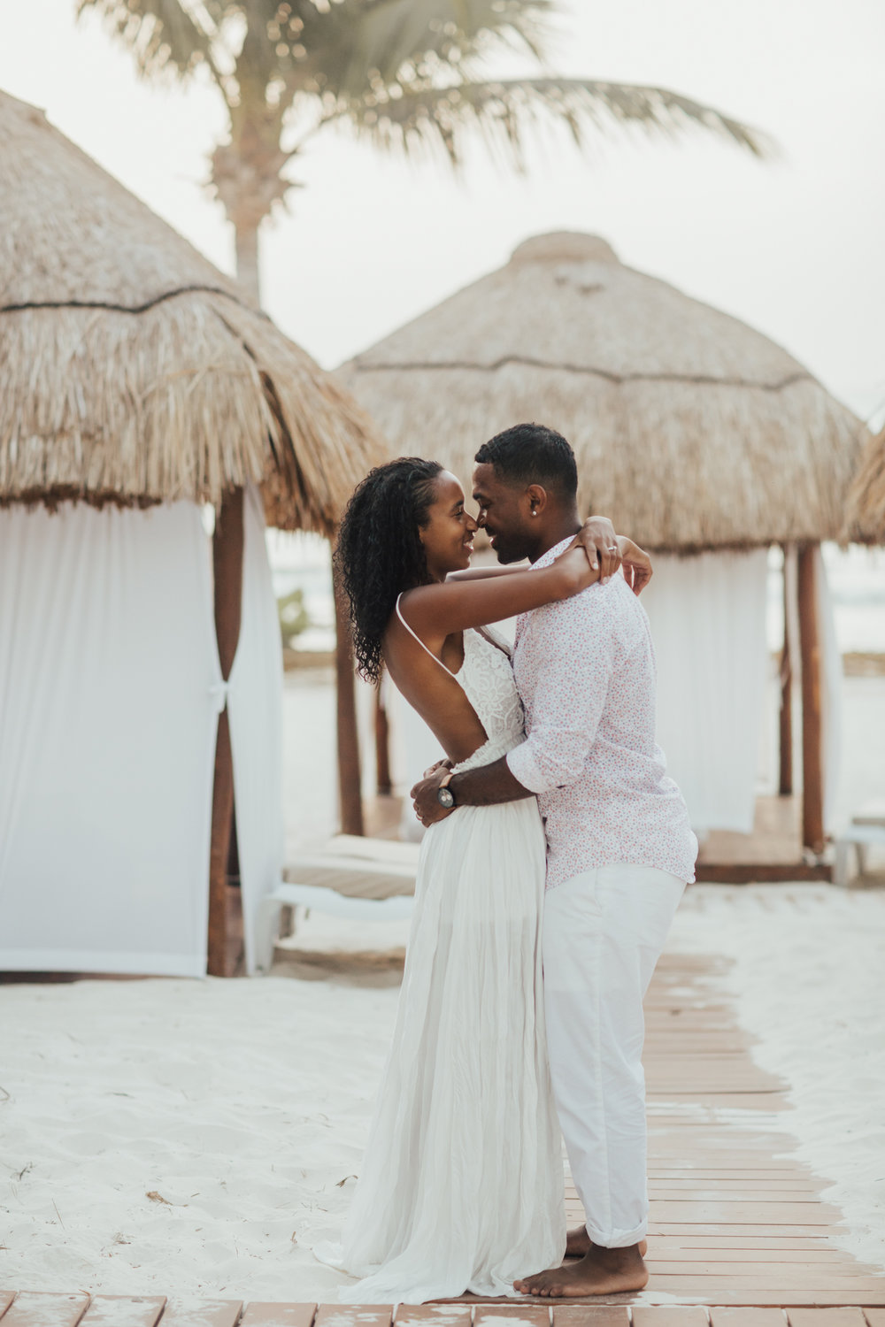 mexico intimate elopement