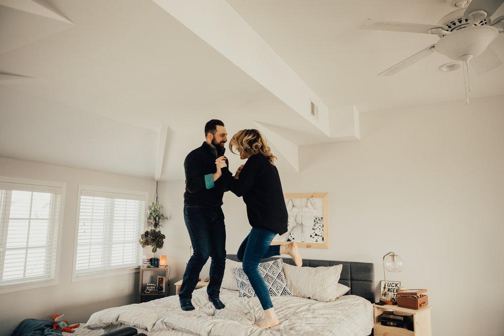 intimate lifestyle engagement photographers nyc