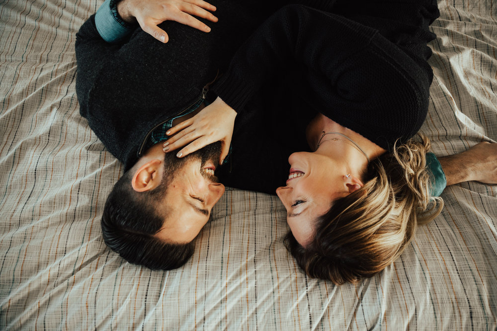 intimate engagement photographer nyc
