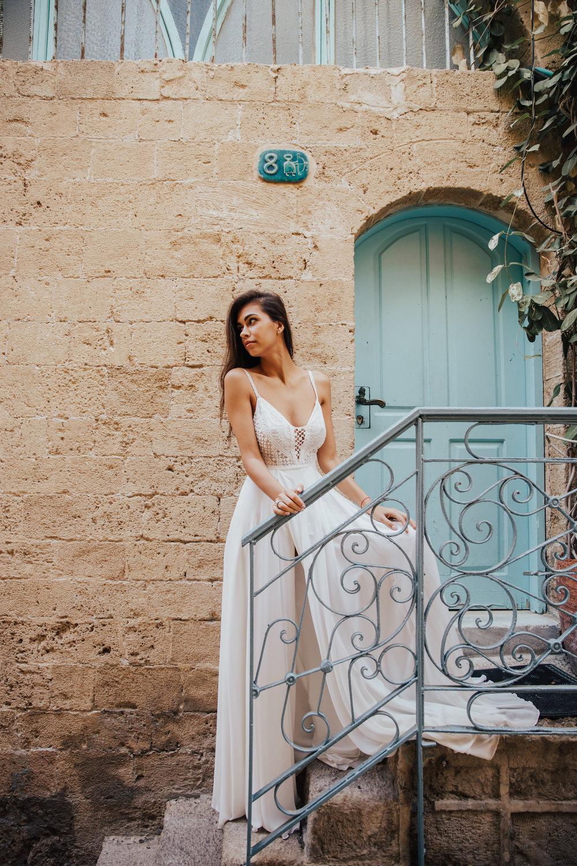 Intimate wedding in Positano Italy