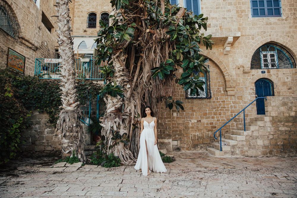 Epic location wedding