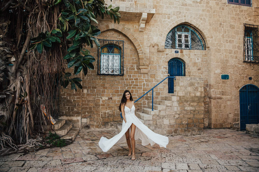 intimate villa wedding in galilee