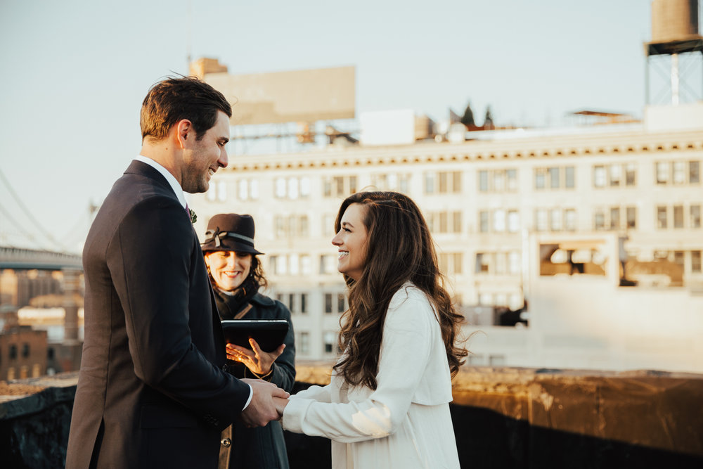 Epic nyc elopement location